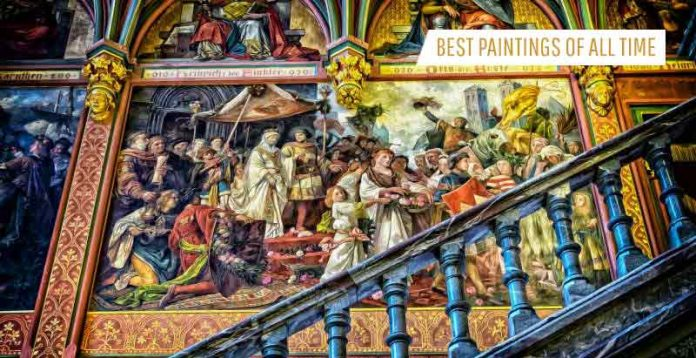 Best Paintings Of All Time