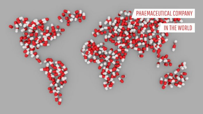 Pharmaceutical Company In The World