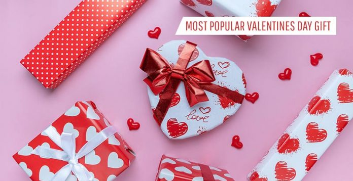 Most Popular Valentine's Day Gifts
