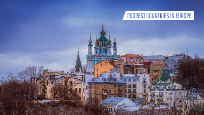 Poorest Countries In Europe