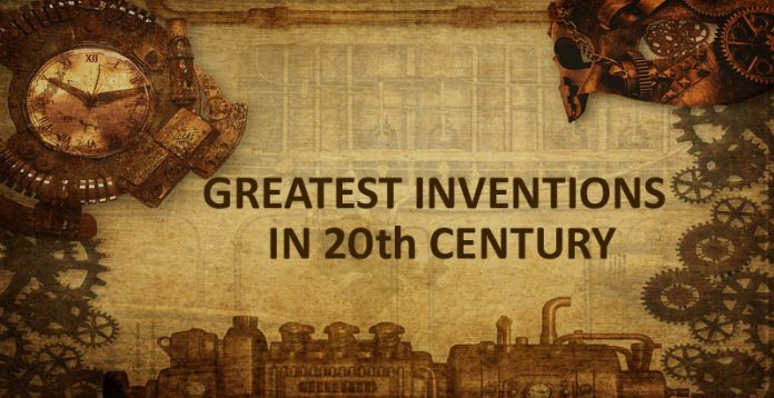 Top Inventions 20th Century