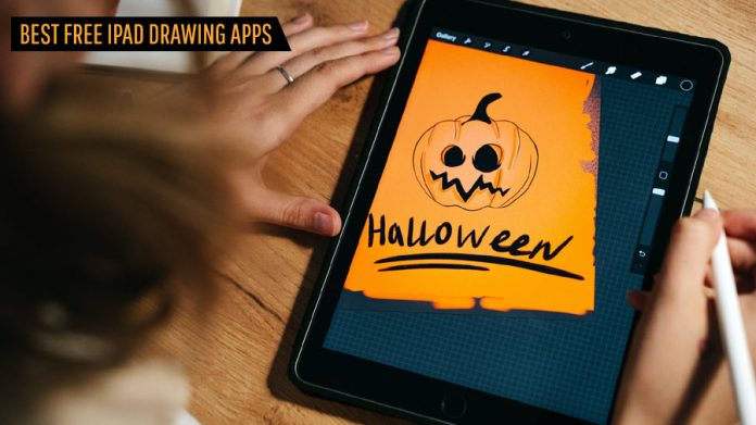 Best Free iPad Drawing Apps