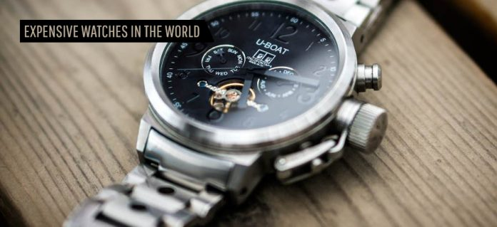 Most Expensive Watches in the World