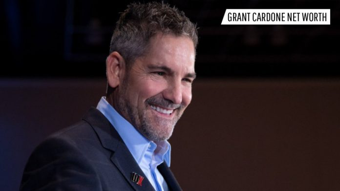Grant Cardone Net Worth