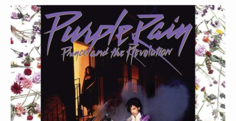 Prince and the Revolution, 'Purple Rain.'