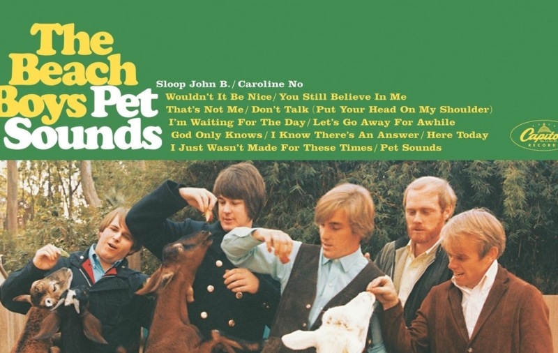 The Beach Boys, 'Pet Sounds'