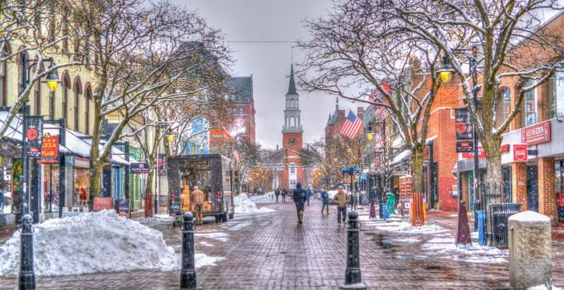 Church Street Burlington, Vermont