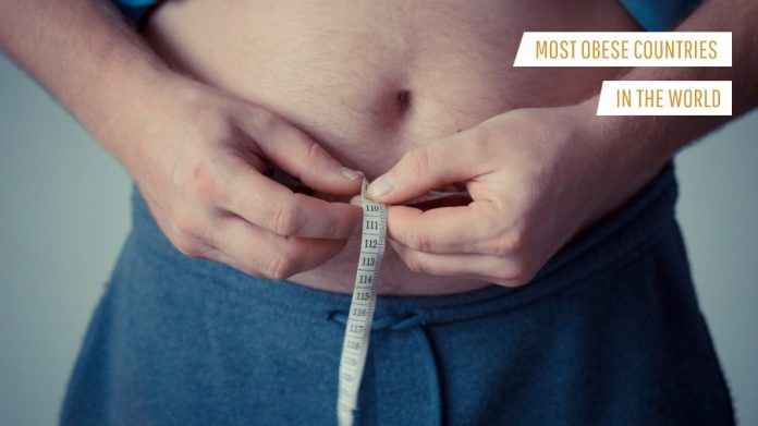 Most Obese Countries In The World