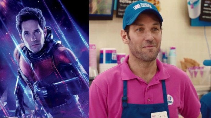 Star Paul Rudd And Baskin-Robbins Connect the MCU with Ghostbusters Movie