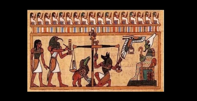 The Egyptian Afterlife