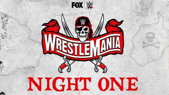 'WrestleMania 37' Night One Highlights, Analysis and Results