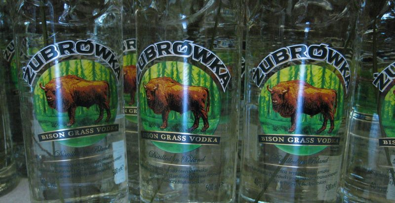 Zubrowka Vodka