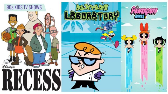 90s Kid Shows