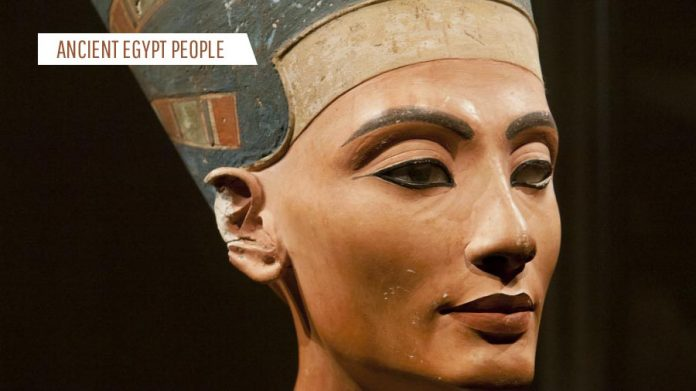 Ancient Egypt People