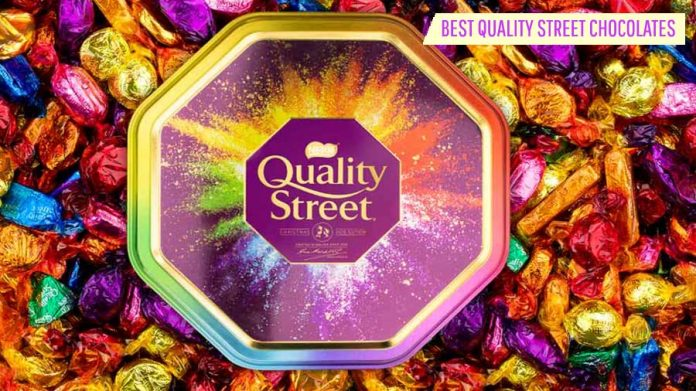 Best Quality Street Chocolate And Candy