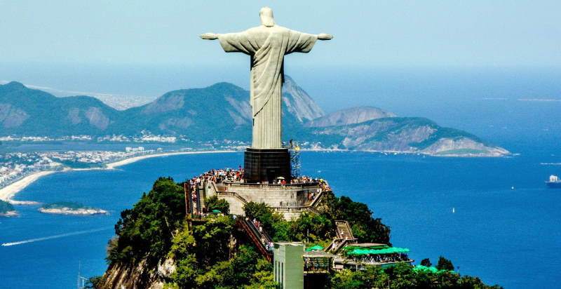 Brazil Largest Country