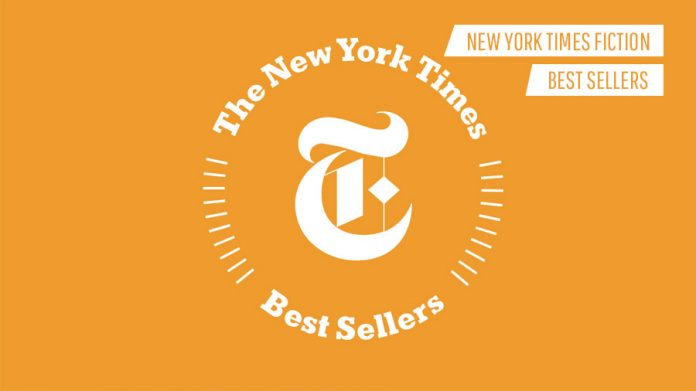 NY Times Fiction Best Sellers